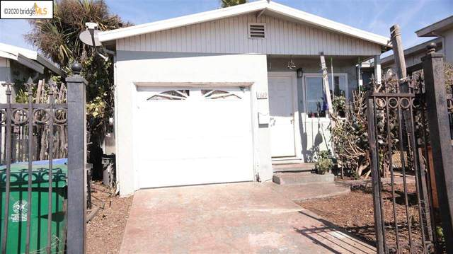 1619 Cutting Blvd, Richmond, CA 94804 (#40922932) :: Realty World Property Network