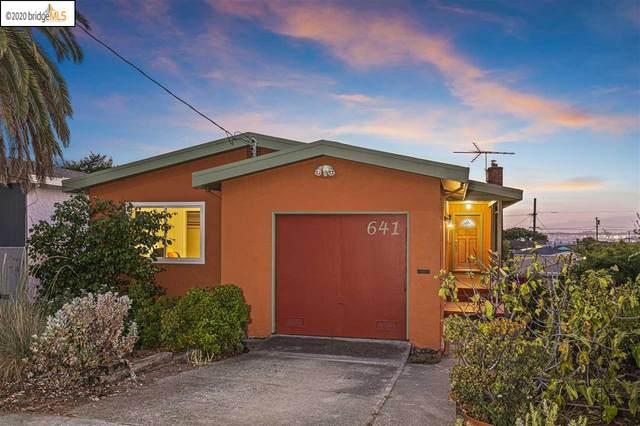 641 Sonoma Street, Richmond, CA 94805 (#40923037) :: Realty World Property Network