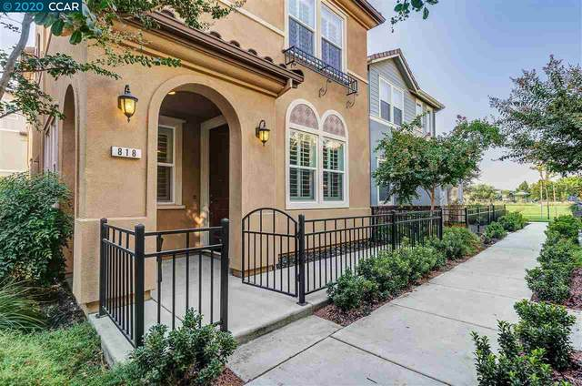 818 Queen Palm Ln, Brentwood, CA 94513 (#40923087) :: Realty World Property Network