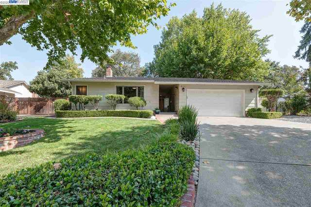 391 Glen Arms Dr., Danville, CA 94526 (#40923103) :: Realty World Property Network