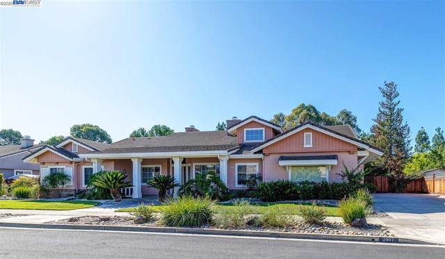 2467 Merlot Ln, Livermore, CA 94550 (MLS #40923206) :: 3 Step Realty Group