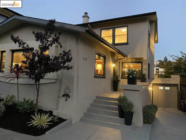 612 Valle Vista Ave, Oakland, CA 94610 (#40923210) :: Realty World Property Network
