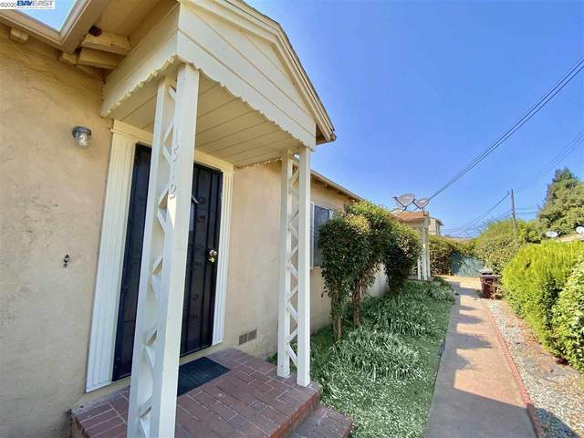 1312 Valley St, Hayward, CA 94541 (#40923213) :: Realty World Property Network