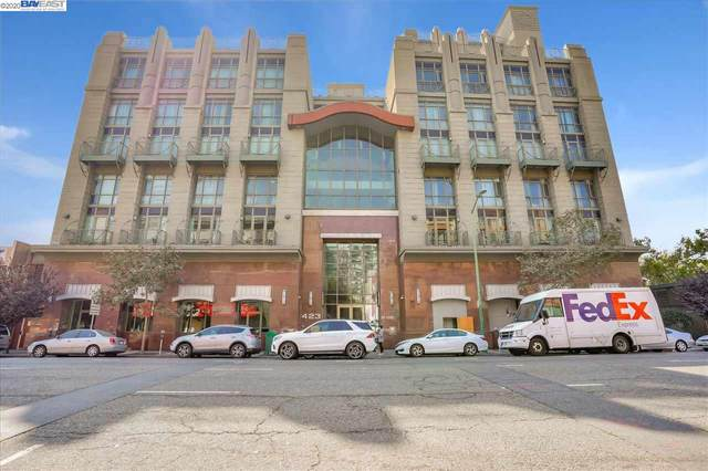 423 7Th St #406, Oakland, CA 94607 (#40923217) :: Real Estate Experts