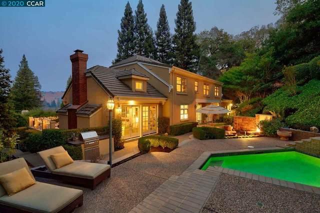 1621 Via Romero, Alamo, CA 94507 (#40923334) :: Armario Venema Homes Real Estate Team