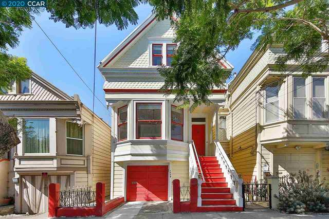1446 Florida St, San Francisco, CA 94110 (#40923894) :: Blue Line Property Group