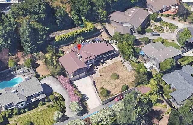 15433 Blossom Hill Rd, Los Gatos, CA 95032 (#40924229) :: Armario Venema Homes Real Estate Team