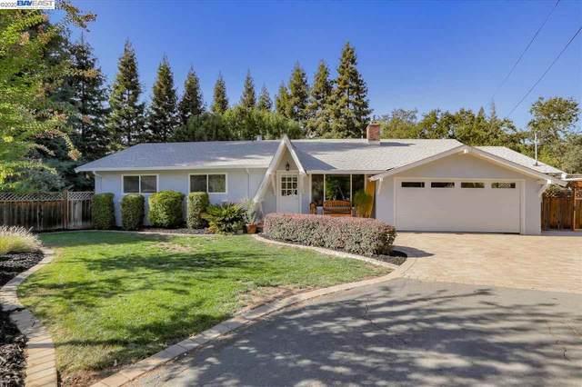 267 Elsie Dr, Danville, CA 94526 (#40924309) :: Armario Venema Homes Real Estate Team