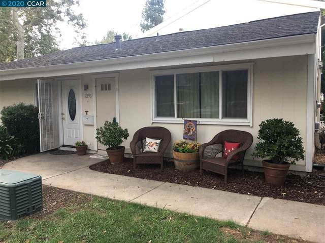 1295 Kenwal Rd A, Concord, CA 94521 (MLS #40924528) :: Paul Lopez Real Estate