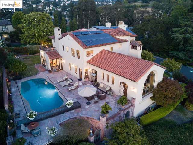 2 Westminster Dr, Oakland, CA 94618 (#40924553) :: Armario Venema Homes Real Estate Team
