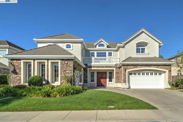 6128 Bay Hill Ct, Dublin, CA 94568 (#40924867) :: Real Estate Experts