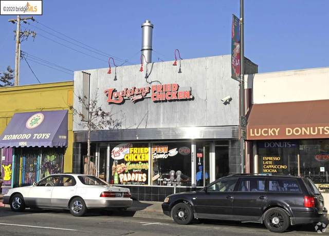 4008 Macarthur Blvd., Oakland, CA 94619 (#40925086) :: The Grubb Company