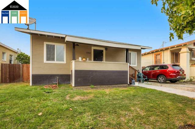 1753 Church, Oakland, CA 94621 (#40925089) :: Armario Venema Homes Real Estate Team