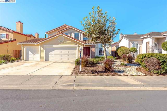 4669 Silvertide Dr, Union City, CA 94587 (#40925221) :: Armario Venema Homes Real Estate Team