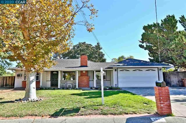 1613 Ruth Dr, Pleasant Hill, CA 94523 (#40925267) :: Armario Venema Homes Real Estate Team