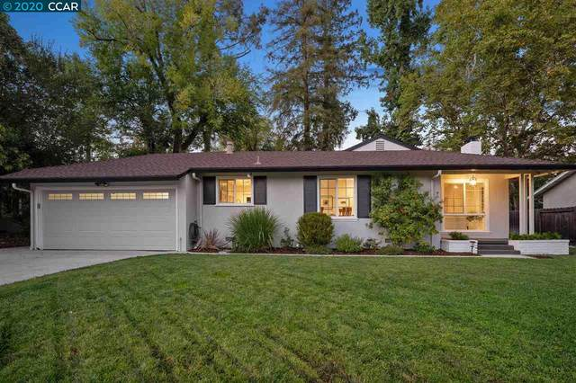 119 Hawthorne Ct, Pleasant Hill, CA 94523 (#40925337) :: The Grubb Company
