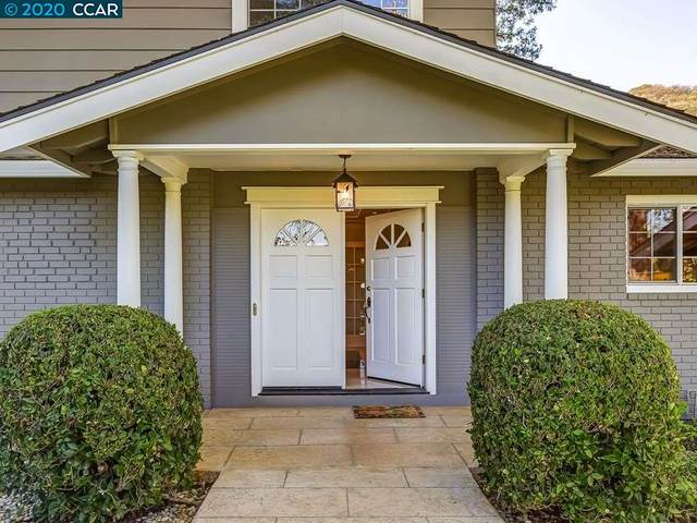 1606 Ramona Way, Alamo, CA 94507 (#40925400) :: Armario Venema Homes Real Estate Team