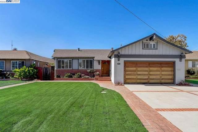 15553 Lorenzo Ave, San Lorenzo, CA 94580 (#40925446) :: Armario Venema Homes Real Estate Team