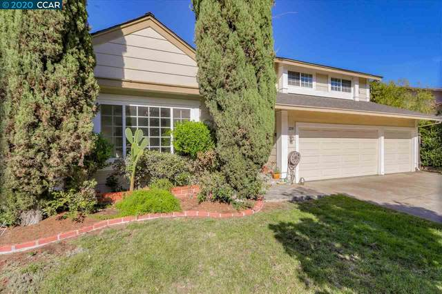 2281 Bromfield Ct, Walnut Creek, CA 94596 (#40925557) :: Blue Line Property Group