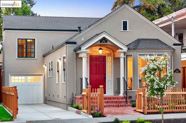 2211 Ashby Ave, Berkeley, CA 94705 (#40925569) :: Armario Venema Homes Real Estate Team