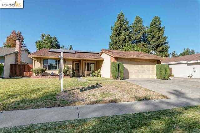 5951 Hansen Dr., Pleasanton, CA 94566 (#40925759) :: Paradigm Investments