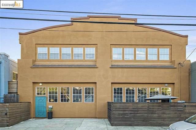 5807 Fremont St, Oakland, CA 94608 (#40925770) :: Armario Venema Homes Real Estate Team