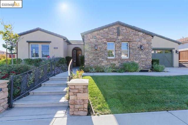 1560 California Trail, Brentwood, CA 94513 (#40925815) :: The Grubb Company