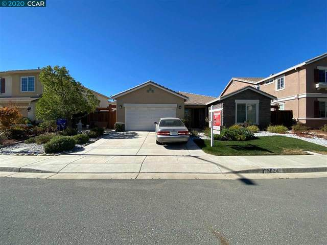 3024 Rancho Bernado Drive, Bay Point, CA 94565 (#40925880) :: The Grubb Company