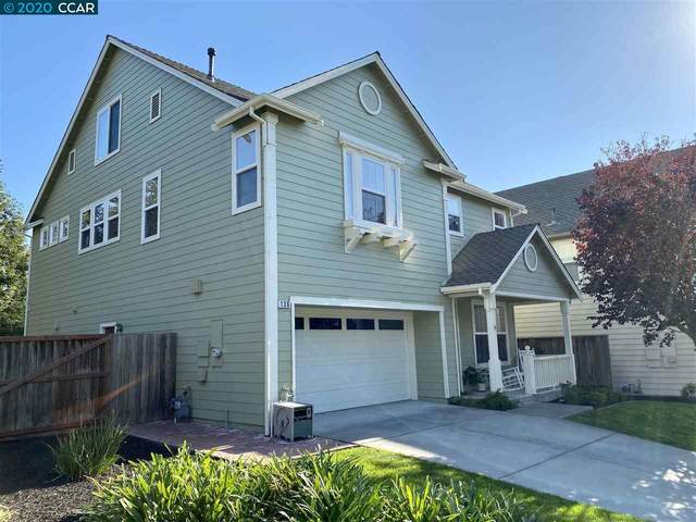 136 Camden Ln, Hercules, CA 94547 (#40925884) :: Armario Venema Homes Real Estate Team