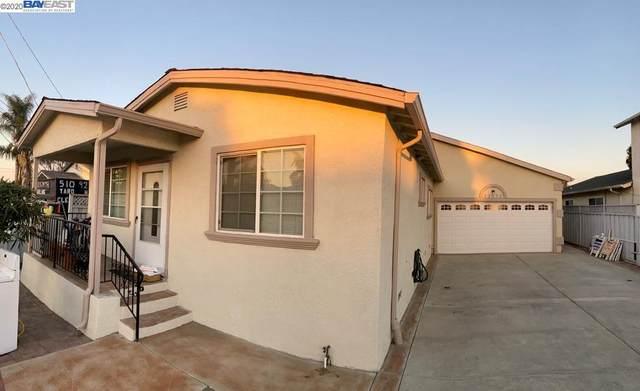 22570 Sonoma St, Hayward, CA 94541 (#40925977) :: Real Estate Experts