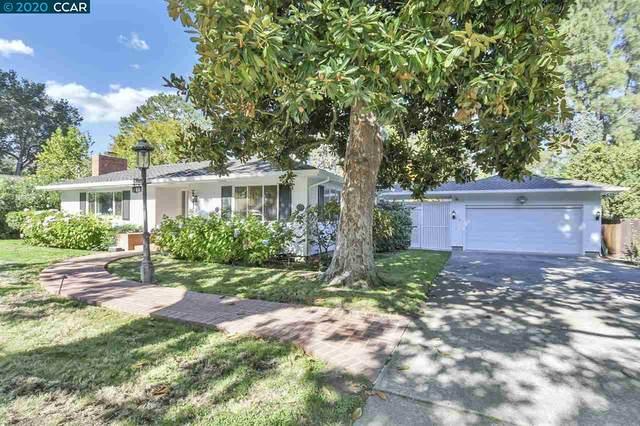 180 La Serena Avenue, Alamo, CA 94507 (#40926001) :: Armario Venema Homes Real Estate Team