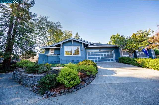 1933 Lakeshire Dr ., Walnut Creek, CA 94595 (#40926023) :: The Grubb Company
