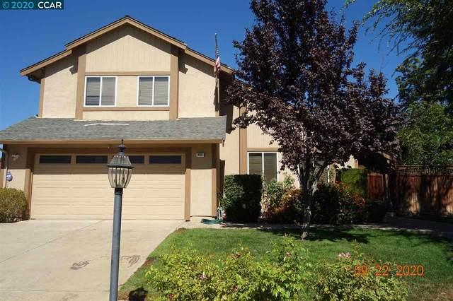 460 Clearwood Dr, Oakley, CA 94561 (#40926060) :: Armario Venema Homes Real Estate Team