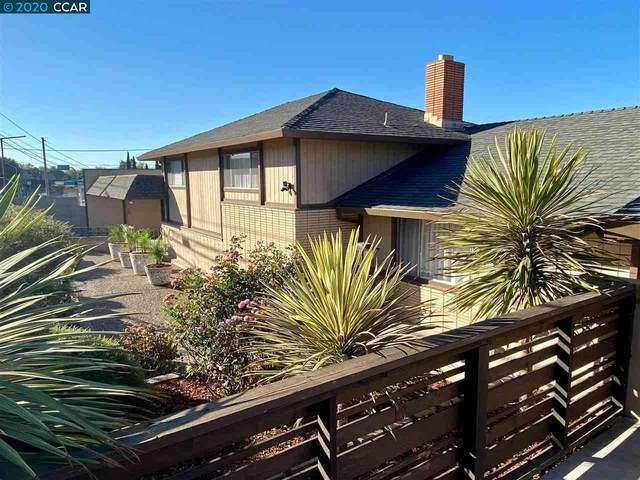 2805 Grant Street, Concord, CA 94519 (#40926073) :: Armario Venema Homes Real Estate Team