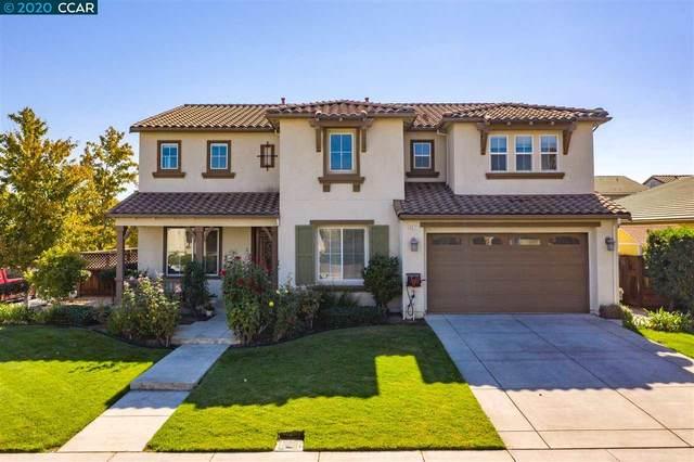 4017 Blacksmith Cir, Oakley, CA 94561 (#40926089) :: Armario Venema Homes Real Estate Team
