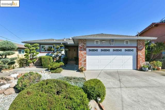 16696 Cowell St, Castro Valley, CA 94578 (#40926213) :: RE/MAX Accord (DRE# 01491373)