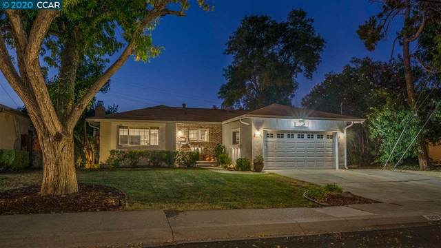2237 Rockne Dr, Concord, CA 94518 (#40926301) :: The Lucas Group