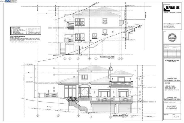 0 Vineyard Rd, Castro Valley, CA 94546 (#40926304) :: Excel Fine Homes
