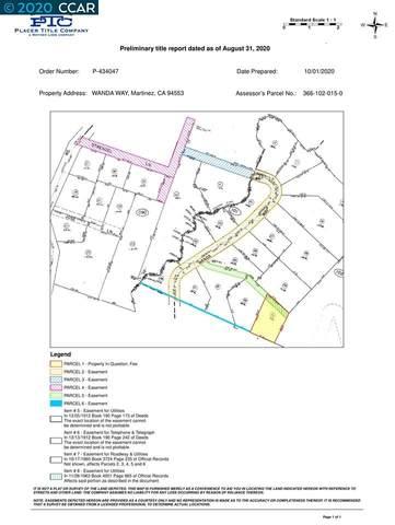 Wanda Way, Martinez, CA 94553 (#40926312) :: Armario Venema Homes Real Estate Team
