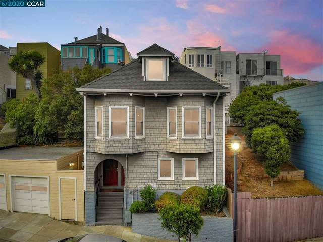 132 Corbett Ave, San Francisco, CA 94114 (#40926329) :: The Grubb Company