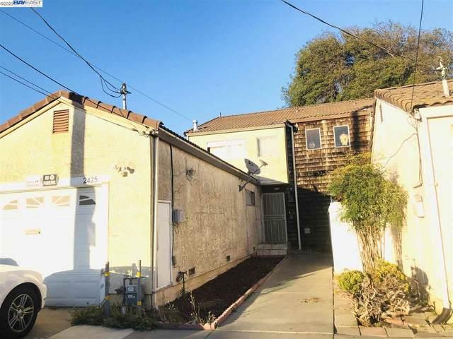 2425 Standard Ave, San Pablo, CA 94806 (#40926382) :: Paradigm Investments
