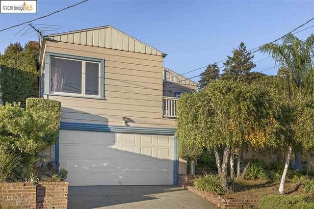 211 Kenyon Ave, Kensington, CA 94708 (#40926421) :: Armario Venema Homes Real Estate Team