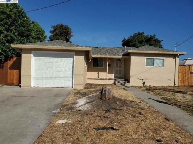 487 Olive St, San Leandro, CA 94578 (#40926472) :: Armario Venema Homes Real Estate Team