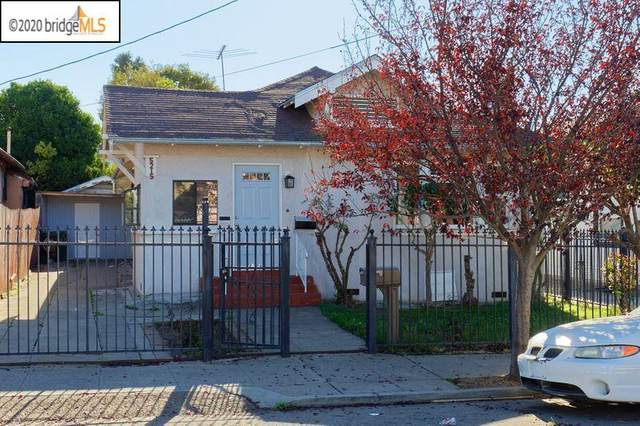 5215 Wentworth Ave, Oakland, CA 94601 (MLS #40926540) :: 3 Step Realty Group