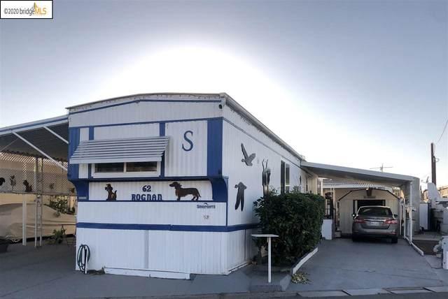 210 W Cypress #62, Oakley, CA 94561 (#40926548) :: Armario Venema Homes Real Estate Team