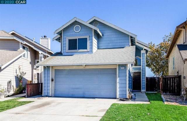 4644 Bayside Way, Oakley, CA 94561 (#40926557) :: Armario Venema Homes Real Estate Team