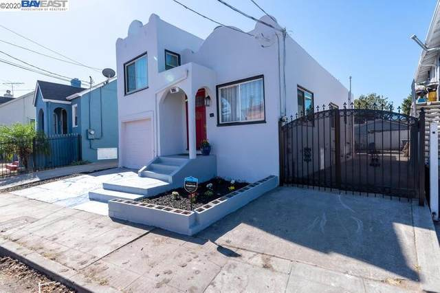 9903 Olive St, Oakland, CA 94603 (#40926647) :: Armario Venema Homes Real Estate Team