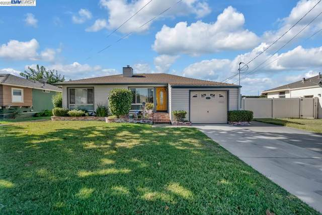 16029 Via Arroyo, San Lorenzo, CA 94580 (MLS #40926649) :: Paul Lopez Real Estate