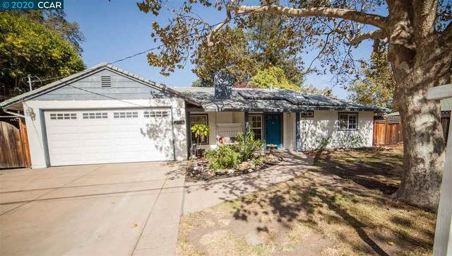 264 Gloria Dr, Pleasant Hill, CA 94523 (#40926714) :: The Lucas Group