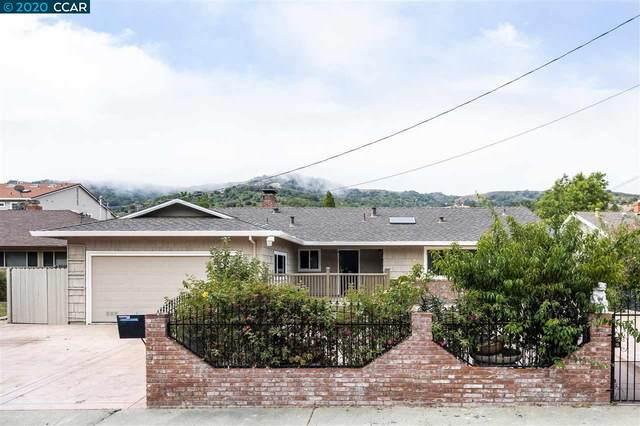 8 Jo Lin Ct, El Sobrante, CA 94803 (#40926715) :: Armario Venema Homes Real Estate Team